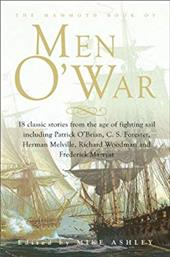 The Mammoth Book of Men 'o War - Ashley, Mike