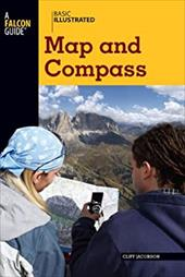 Basic Illustrated Map and Compass - Jacobson, Cliff