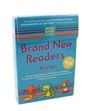 Brand New Readers Blue Set - Various