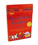 Brand New Readers Red Set