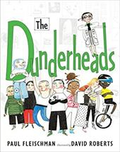 The Dunderheads - Fleischman, Paul / Roberts, David