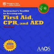 UK Ed- Itk- First Aid, CPR & AED UK Ed Instructor's Toolkit