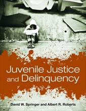 Juvenile Justice and Delinquency - Roberts, Albert R. / Springer, David W.