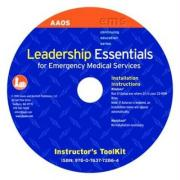 Itk: Leadership Essen for EMS Instructors Toolkit