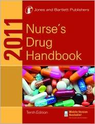2011 Nurse's Drug Handbook - Jones & Bartlett Learning