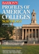 Profiles of American Colleges, NE Edtion - College Division of Barron's Educational Series Inc