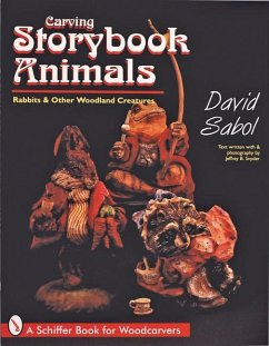 Storybook Animals: Rabbits and Other Woodland Creatures - Sabol, David