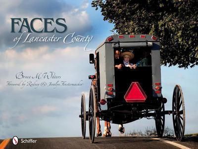 Faces of Lancaster County - Bruce M. Waters