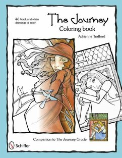 The Journey Coloring Book - Trafford, Adrienne