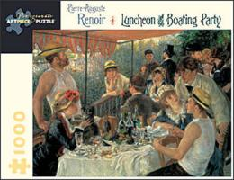 Puz Renoir/The Boating Party