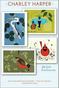 Charley Harper, Gift Enclosures [With Envelope] - Stephanie Odeh