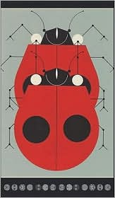 Charley Harper: Ladybugs Note Pad - Manufactured by Pomegranate Communications Inc