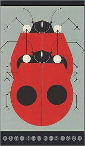 Charley Harper: Ladybugs Note Pad - Pomegranate Communications Inc