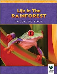 Life in the Rainforest Coloring Book - Michael Turco (Photographer)