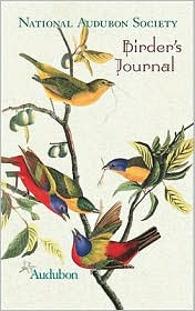 Journal Audubon Birder's - Pomegranate Art Books, Incorporated