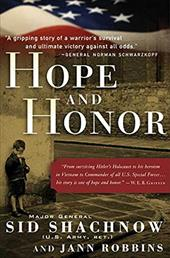 Hope and Honor - Shachnow, Sid / Robbins, Jann