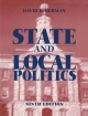 State and Local Politics - David R. Berman