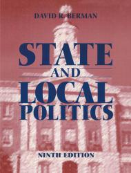 State and Local Politics - David Berman