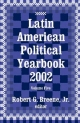Latin American Political Yearbook - Dr. Robert G. Breene  III