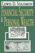 Financial Security & Personal Wealth
