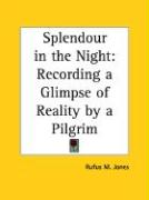Splendour in the Night: Recording a Glimpse of Reality by a Pilgrim