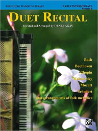 The Young Pianist's Library, Bk 6B: Duet Recital Book - Denes Agay