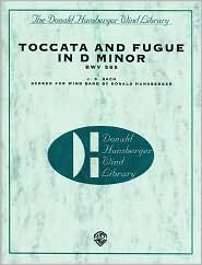 Toccata and Fugue in D Minor