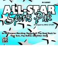 All-Star Sports Pak (an All-Purpose Marching/Basketball/Pep Band Book for Time Outs, Pep Rallies and Other Stuff) - Mike Story