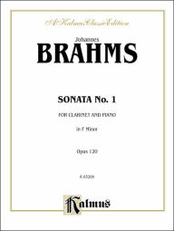 Sonata No. 1 in F Minor, Op. 120: Part(s) - Johannes Brahms