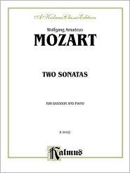 Two Sonatas: Part(s) - Wolfgang Amadeus Mozart