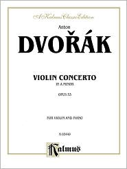Concerto in A Minor, Op. 53 - Antonin Dvorik