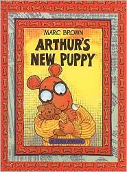 Arthur's New Puppy - Marc Tolon Brown