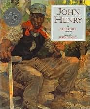 John Henry - Julius Lester, Jerry Pinkney (Illustrator)