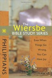 Philippians: Even When Things Go Wrong, You Can Have Joy - David C Cook Publishing Company