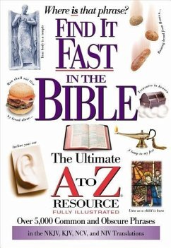 Find It Fast in the Bible - Anderson, Ken Thomas Nelson Publishers Hayford, Jack W.