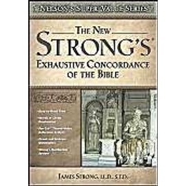 Nelson'S Super Value Series : New Strong'S Exhautive Concordance Nelson'S Super Value Series - James Strong