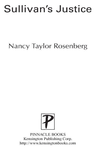 Sullivan's Justice - Kensington Publishing
