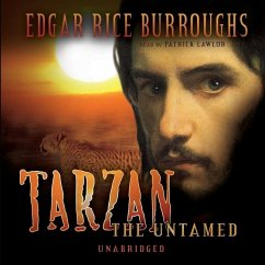 Tarzan the Untamed - Burroughs, Edgar Rice