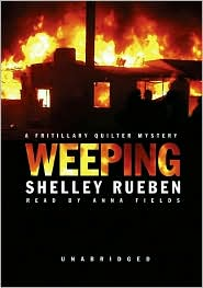 Z Weeping - Shelly Reuben, Read by Anna Fields