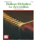 Balkan Melodies for Accordion - Francis M Irwin
