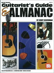 Guitarist's Guide and Almanac with CD - Jerry Silverman