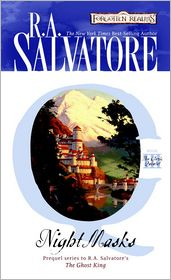 Night Masks: The Cleric Quintet, Book III - R. A. Salvatore