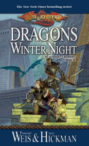 Dragonlance - Dragons of Winter Night (Chronicles #2) - Margaret Weis