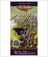 Dragonlance - Dragons of a Vanished Moon (War of Souls #3) - Margaret Weis, Tracy Hickman