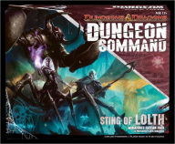 Dungeon Command: Drow: A Dungeons and Dragons Expansion Pack - Wizards RPG Team