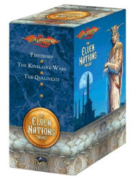 Dragonlance - The Elven Nations Gift Set: Firstborn/The Kinslayer Wars/The Qualinesti - Paul B. Thompson