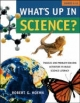 What's up in Science - Robert G. Hoehn