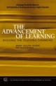 Advancement of Learning - Mary Taylor Huber; Pat Hutchings