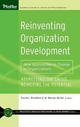 Reinventing Organization Development - David L. Bradford; W. Warner Burke