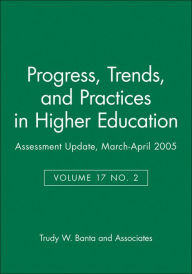 Assessment Update, No. 2 March-April 2005 - Trudy W. Banta and Associates